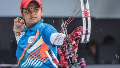 Photo of Jyothi Surekha wins her third medal at 2021 World Championships, creates history
