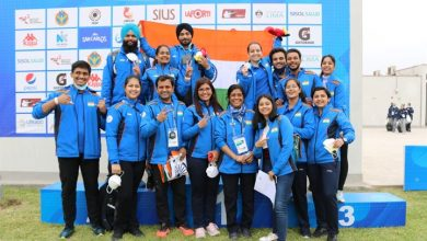 Photo of India ends ISSF Junior World Championship with 30 medals, tops table