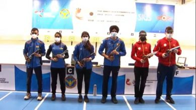 Photo of ISSF Junior World Championships: India win four gold medals on day 3, move to top of medal tally