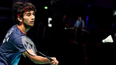 Photo of Lakshya Sen storms into the final of Dutch Open