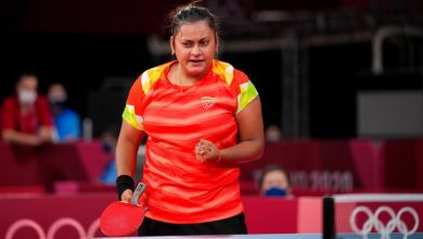 Photo of Asian TT Championships: Sutirtha progresses; Manav-Archana lose in the quarterfinals