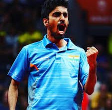 Photo of Asian TT Championship: Sharath and Sathiyan enter fourth round; India's challenge in the women's singles ends