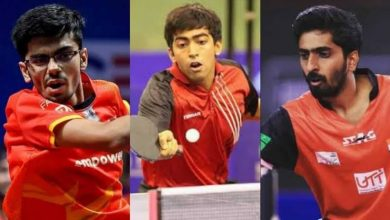 Photo of Asian TT Championships: Harmeet-Manav upset top seeds, India assured of two medals in doubles